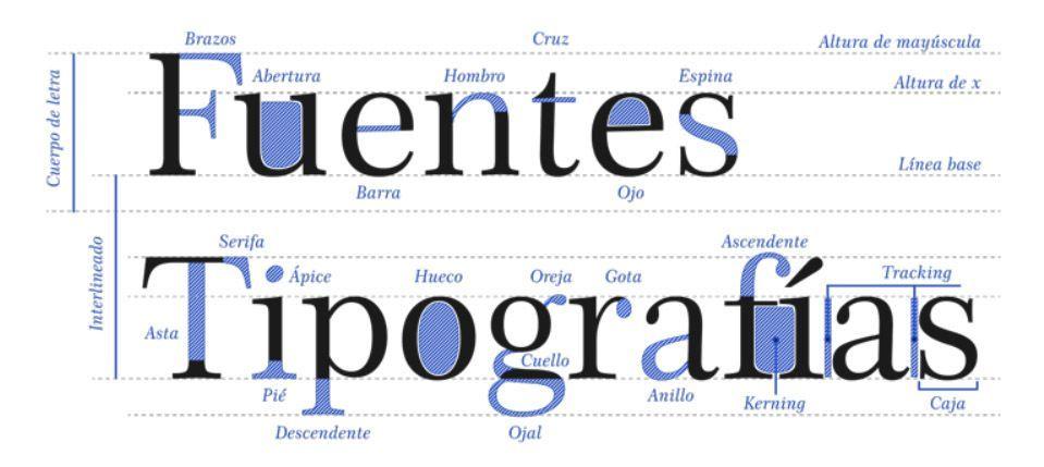 Como identificar una tipografía online