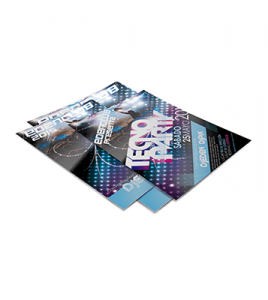 Flyers A6 color