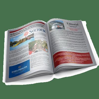 encuadernar revistas grapadas