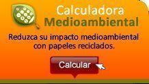 calculadora medioambiental